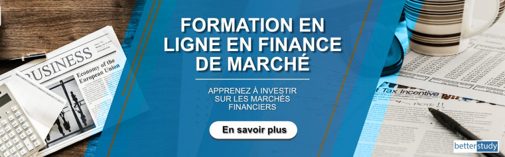 formation finance de marché