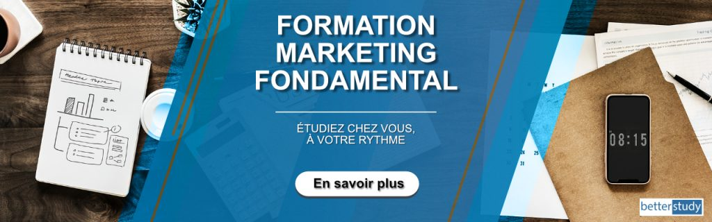 Formation marketing fondamental