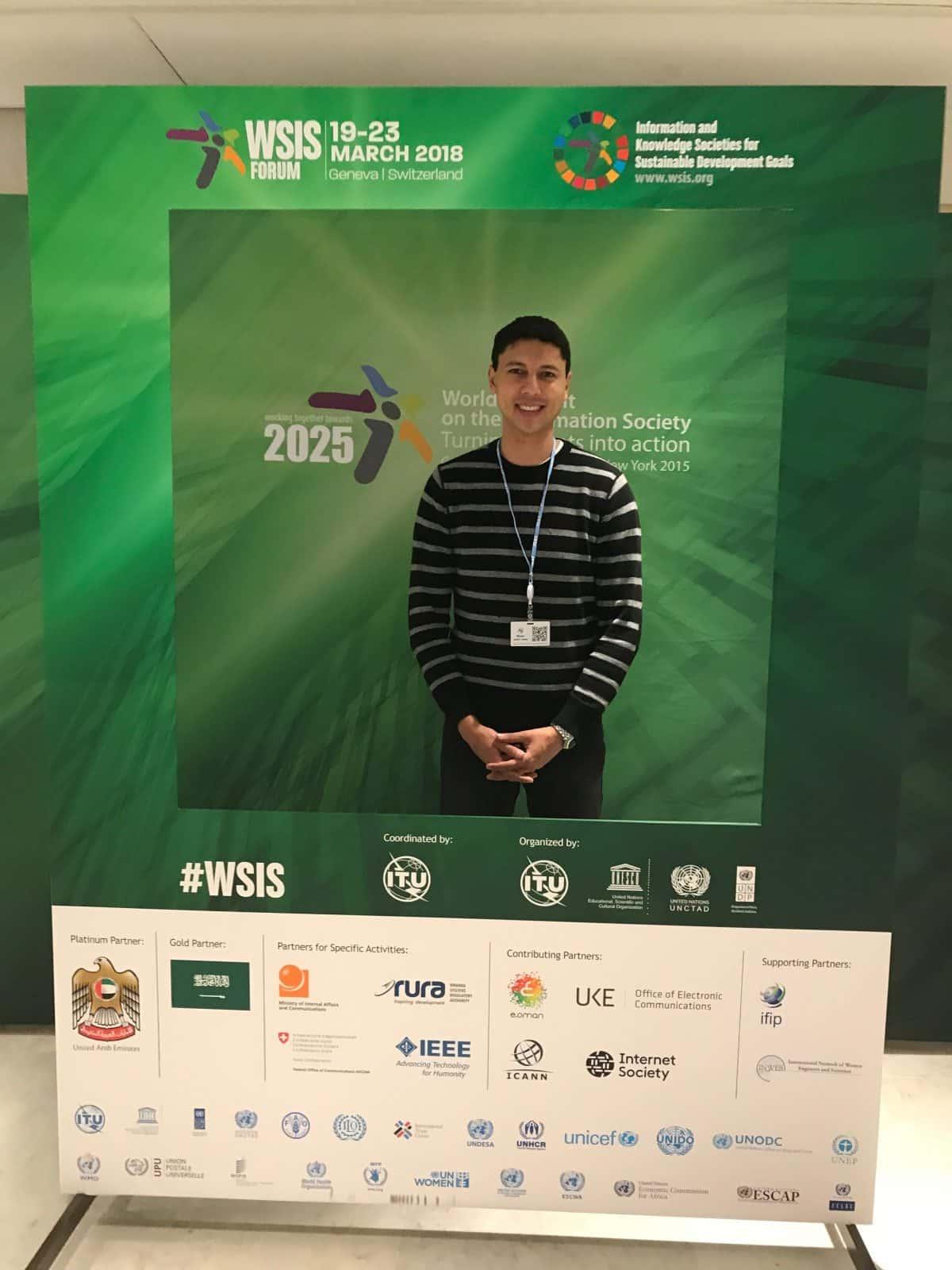 BetterStudy invité à l'ONU dans le cadre du forum WSIS 2018